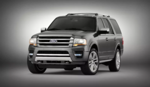 SUV rental Ford Expedition