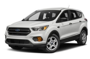 SUV rental Ford escape